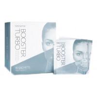 Лифтинговая 3D маска для лица с гиалуроновой кислотой Booster Turbo 10*3,3г