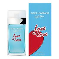 Light Blue Love is Love: туалетная вода 100мл