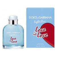 Light Blue Pour Homme Love is Love: туалетная вода 125мл