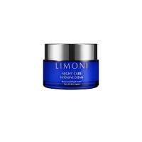 LIMONI Крем восстанавливающий ночной для лица / NIGHT CARE INTENSIVE 30 мл