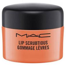 MAC Скраб для губ Lip Scrubtious Sweet Vanilla; 15 мл