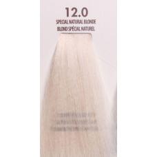 MACADAMIA Natural Oil 12.0 краска для волос, очень натуральный блондин / MACADAMIA COLORS 100 мл