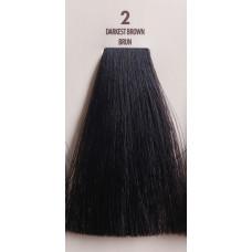 MACADAMIA Natural Oil 2 краска для волос, коричневый / MACADAMIA COLORS 100 мл