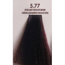 MACADAMIA Natural Oil 5.77 краска для волос, экстра светлый шоколадный каштановый / MACADAMIA COLORS 100 мл