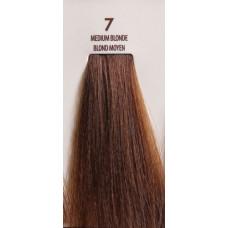 MACADAMIA Natural Oil 7 краска для волос, средний блондин / MACADAMIA COLORS 100 мл