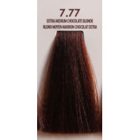 MACADAMIA Natural Oil 7.77 краска для волос, экстра средний шоколадный блондин / MACADAMIA COLORS 100 мл