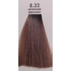 MACADAMIA Natural Oil 8.32 краска для волос, светлый бежевый блондин / MACADAMIA COLORS 100 мл