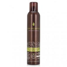 MACADAMIA PROFESSIONAL Спрей для волос сильной фиксации Стиль на замке
