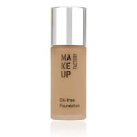 MAKE UP FACTORY Крем тональный матовый для нормальной и жирной кожи, 21 светлый мокка / Oil-free Foundation