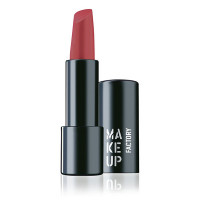 MAKE UP FACTORY Помада полуматовая устойчивая для губ, 272 розово-лиловый / Magnetic Lips semi-mat & long-lasting 4 г