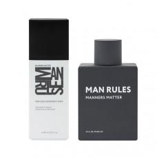 MAN RULES Набор Manners Matter для мужчин