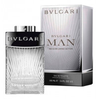MAN The Silver Limited Edition: туалетная вода 100мл