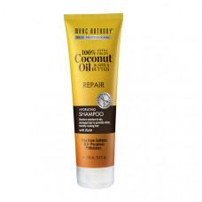 MARC ANTHONY Увлажняющий и восстанавливающий шампунь для роста волос шампунь с маслом кокоса и дерева ши