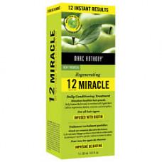 MARC ANTHONY Восстанавливающее несмываемое средство для легкого расчесывания, стимулирующее рост волос 12 SECOND MIRACLE 135 мл