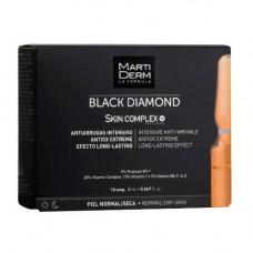 Martiderm Блэк Даймонд Ампулы «Скин Комплекс +», 10х2 мл (Martiderm, Black Diamond)