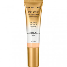 MAX FACTOR Тональная основа Miracle Touch Second Skin