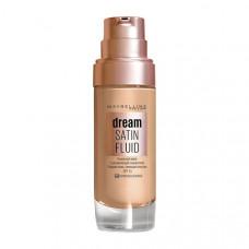 "MAYBELLINE NEW YORK Тональный крем-флюид для лица ""Dream Satin Fluid"""