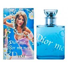 Me, Dior Me Not: туалетная вода 50мл