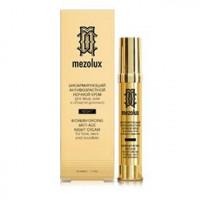 Mezolux Биоармирующий антивозрастной ночной крем для лица, шеи и области декольте, 30 мл (Mezolux)
