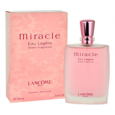 Miracle Eau Legere Sheer Fragrance: туалетная вода 100мл