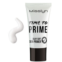 MISSLYN Основа под макияж Time To Prime Silky Soft Skin