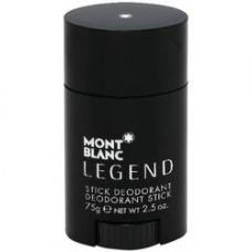 MONTBLANC Дезодорант-стик Legend 75 г