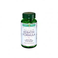Nature`s Bounty Кератин формула 50 капсул (Nature`s Bounty, Витамины)