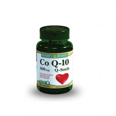 Nature`s Bounty Коэнзим Q-10 60 капсул (Nature`s Bounty, Витамины)