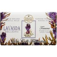 NESTI DANTE Мыло DEI COLLI FLORENTINI Tuscan lavender
