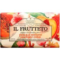 NESTI DANTE Мыло IL FRUTTETO Peach & Melon