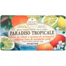 NESTI DANTE Мыло PARADISO TROPICALE Tahitian lime & Mosambi peel