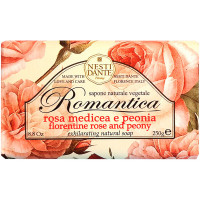 NESTI DANTE Мыло ROMANTICA Florentine Rose & Peony