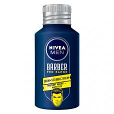 NIVEA Ухаживающий бальзам для щетины и лица Barber Pro range