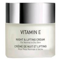 Ночной лифтинг крем для лица Vitamin E Night & Lifting Cream 50мл: Крем 50мл