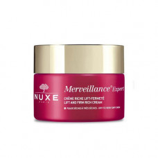 Nuxe Мервейанс Эксперт Обогащенный укрепляющий лифтинг крем 50 мл (Nuxe, Merveillance expert)