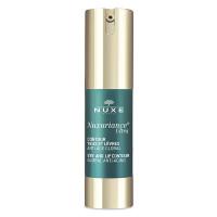 Nuxe Нюксурьянс Ультра Комплексный антивозрастной гель-уход для кожи контура глаз и губ Contour Yeux Et Levres, 15 мл (Nuxe, Nuxuriance Ultra)