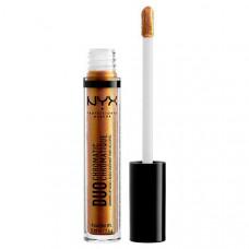 NYX Professional Makeup Блеск для губ. DUO CHROMATIC LIP GLOSS