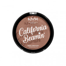NYX Professional Makeup Бронзирующая пудра для лица и тела. CALIFORNIA BEAMIN' FACE & BODY BRONZER