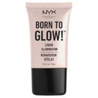 NYX Professional Makeup Хайлайтер для лица и тела. BORN TO GLOW LIQUID ILLUMINATOR