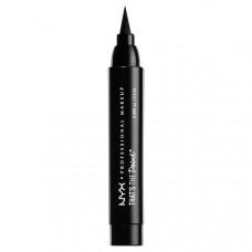 NYX Professional Makeup Коллекция лайнеров для глаз. THAT'S THE POINT EYELINER