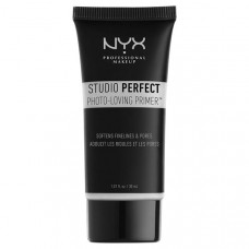 NYX Professional Makeup Основа для макияжа. STUDIO PERFECT PRIMER CLEAR