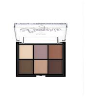 NYX Professional Makeup Палетка теней. LID LINGERIE SHADOW PALETTE