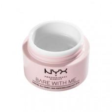 NYX Professional Makeup Увлажняющий гелевый праймер. BARE WITH ME HYDRATING JELLY PRIMER