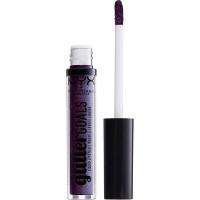 NYX Professional Makeup Жидкая помада для губ с глиттером. GLITTER GOALS LIQUID LIPSTICK