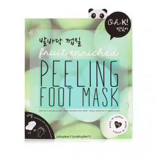 OH K PEELING FOOT MASK - Маска для ног смягчающая и отшелушивающая