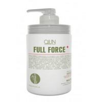 OLLIN PROFESSIONAL Маска с экстрактом бамбука для волос и кожи головы / FULL FORCE 650 мл
