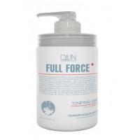 OLLIN PROFESSIONAL Маска тонизирующая с экстрактом пурпурного женьшеня / FULL FORCE 650 мл