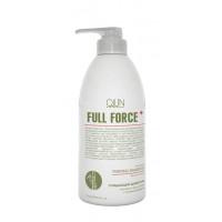 OLLIN PROFESSIONAL Шампунь очищающий с экстрактом бамбука для волос и кожи головы / FULL FORCE 750 мл