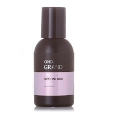 ONIQ, База Grand Rich Pink, 50 мл
