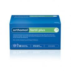 Orthomol Fertil Plus Cаше двойное №30 (Orthomol, Для мужчин)